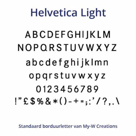Borduurletters_Helvetica-Light_My-W-Creations